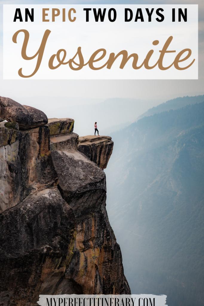 2 Days in Yosemite Itinerary