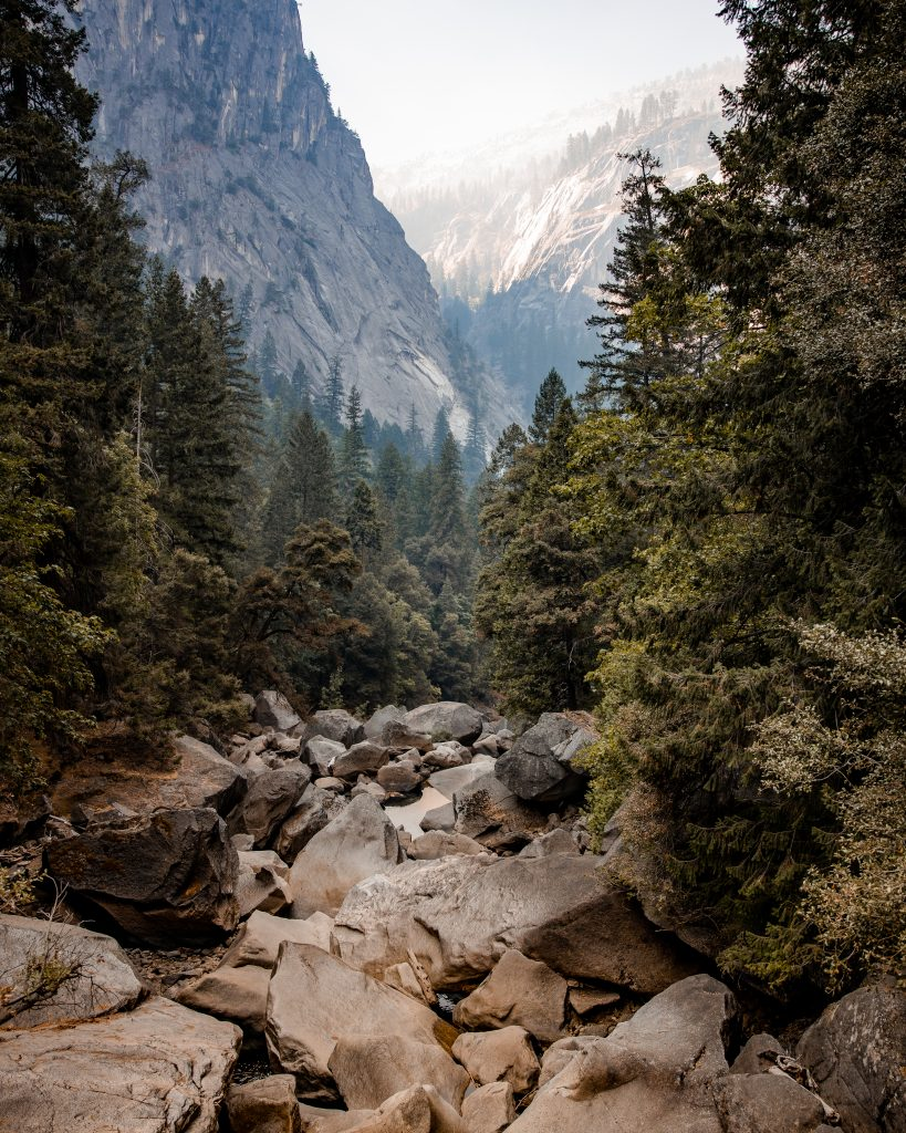 2 Days in Yosemite National park