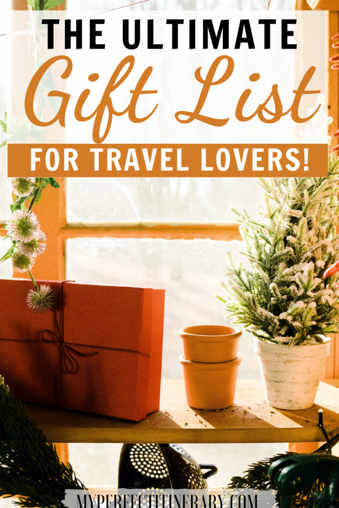 Gift for Travel Lovers