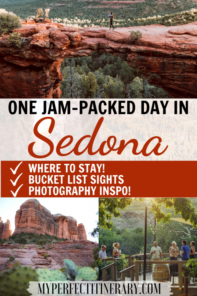 Sedona Itinerary - One Jam Packed Day