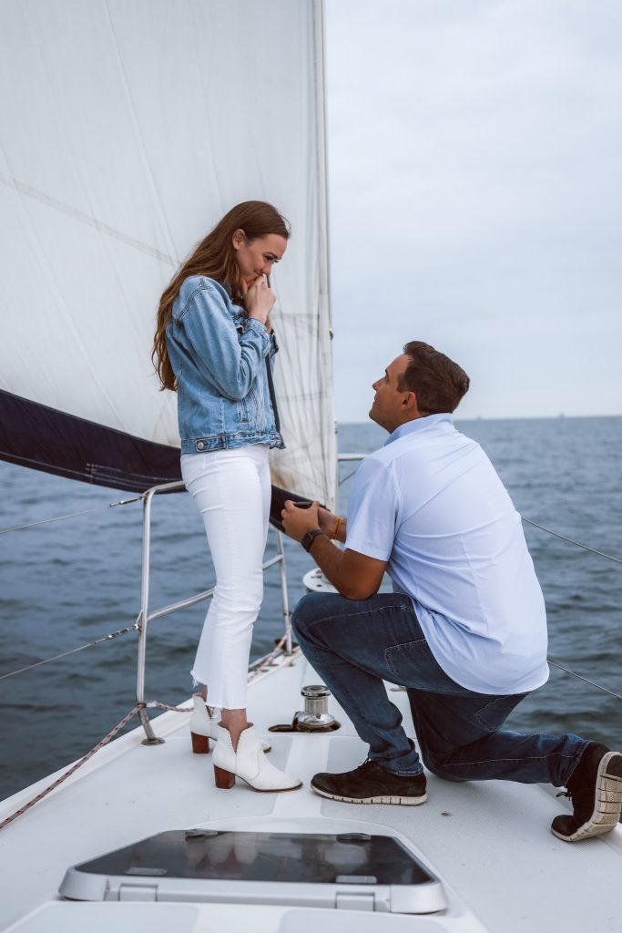 Santa Barbara Sailing Proposal