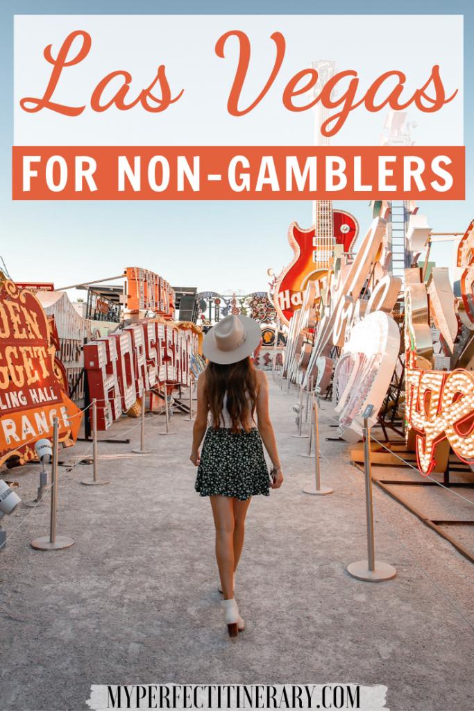 Things to do in Las Vegas Besides Gamble