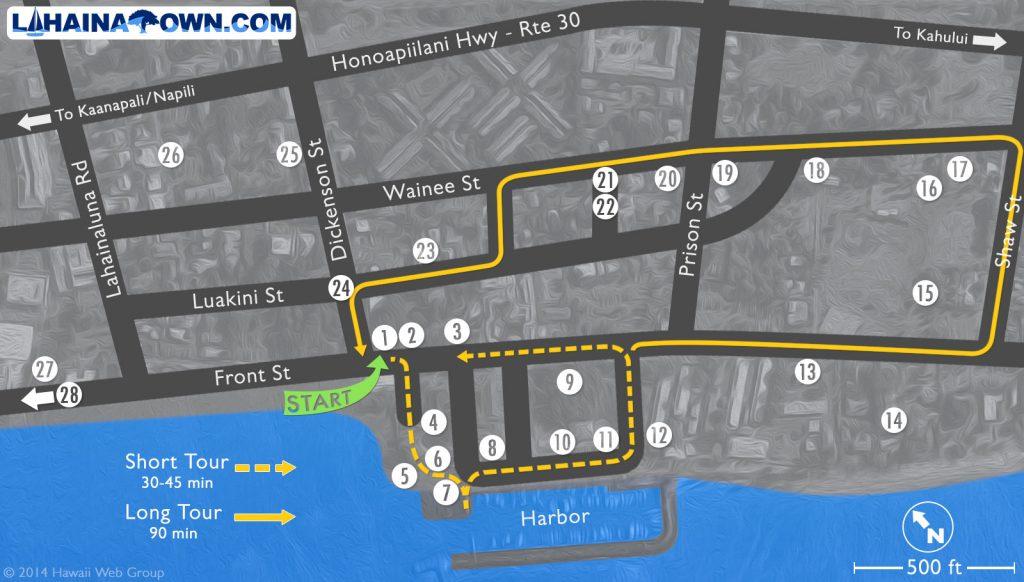 Lahaina-Walking-Tour-Map