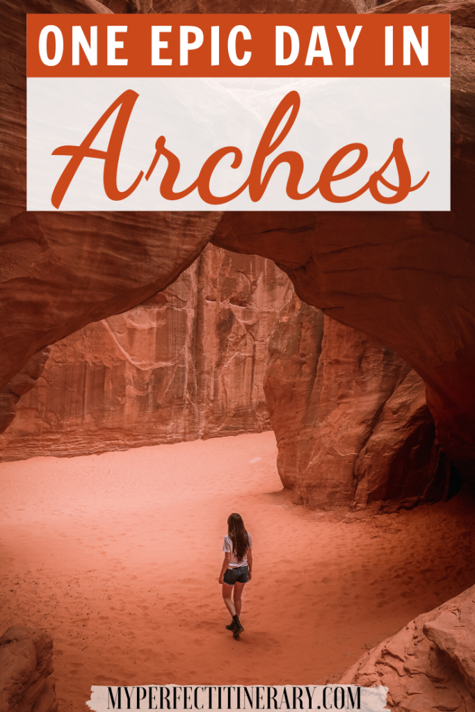One Day in Arches National Park (1)