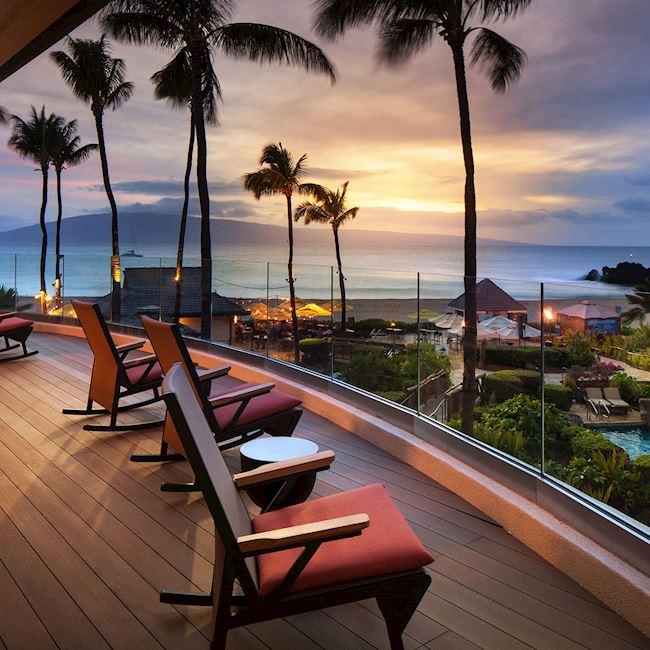 Sand Bar at the Sheraton Maui