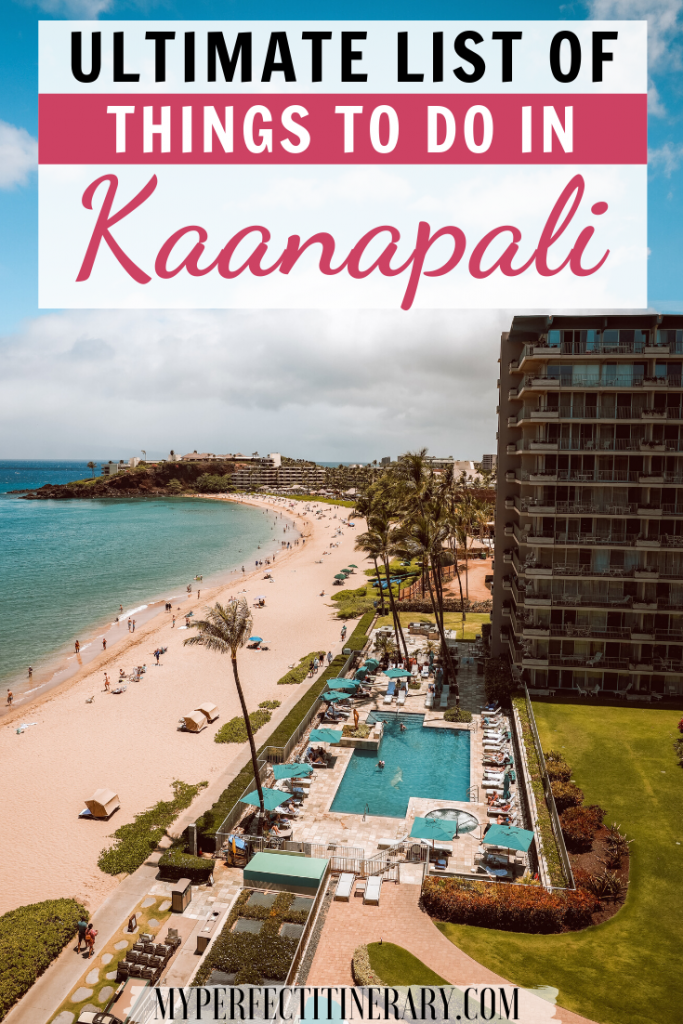 Things to do in Kaanapali Pin