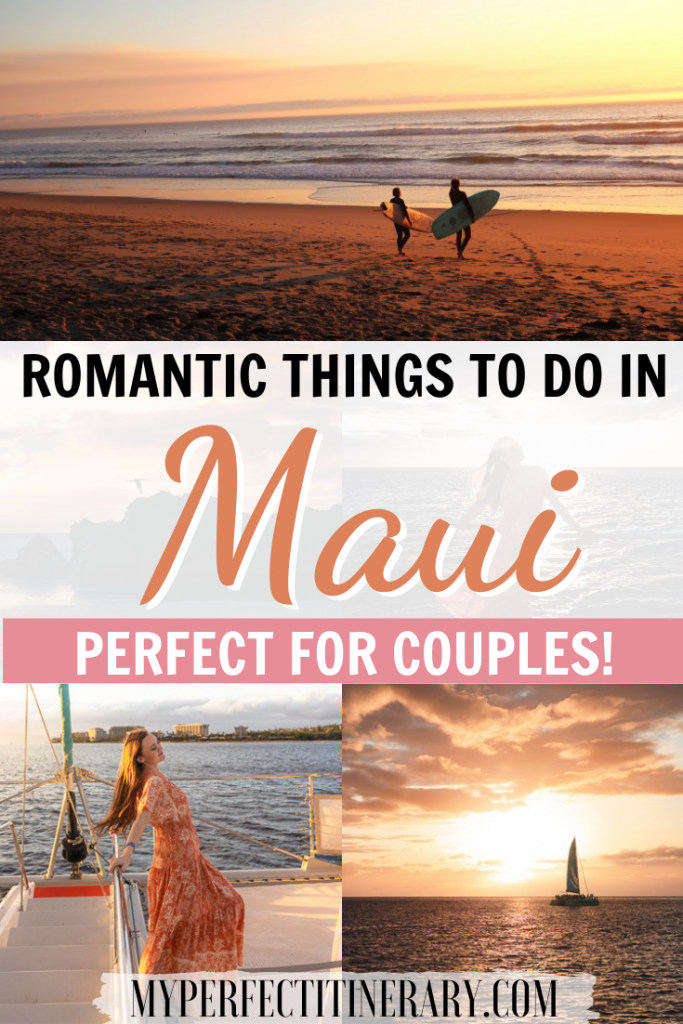 Things to do in Maui for Couples